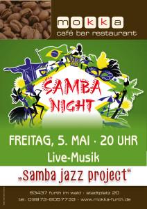 SambaNightMokka